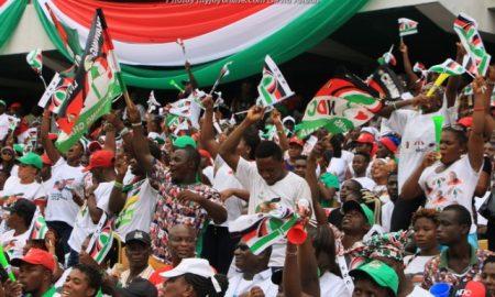 NDC Charge Macho Men Ahead Of 2020