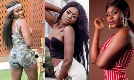 Yaa Jackson is ungrateful, We already have a 5 years deal with her - Former manager 12
