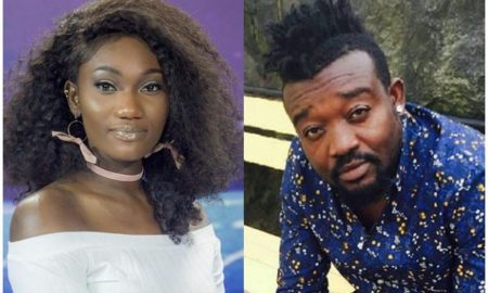 Wendy Shay and Bullet