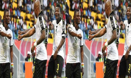 Black Stars of Ghana Can Win AFCON 2019