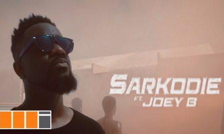 Sarkodie - Legend ft Joey B