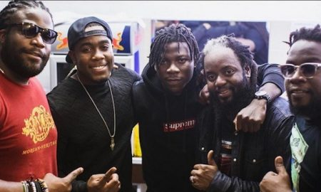 Stonebwoy and Morgan Heritage