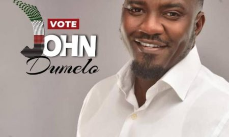 John Dumelo Stands As Parliamentary Candidate For Ayawaso West Wuogon Seat In 2020 Elections 2