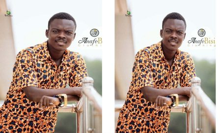 "Mr.Eventuarry, ""Eventuarry"" Taxi Driver Gets A Clothing Deal With AnafoBisi Clothing"