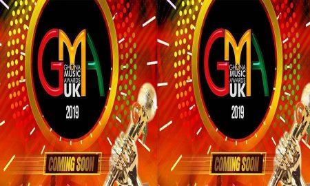 Full List Of Nominees For 2019 Ghana Music Awards UK