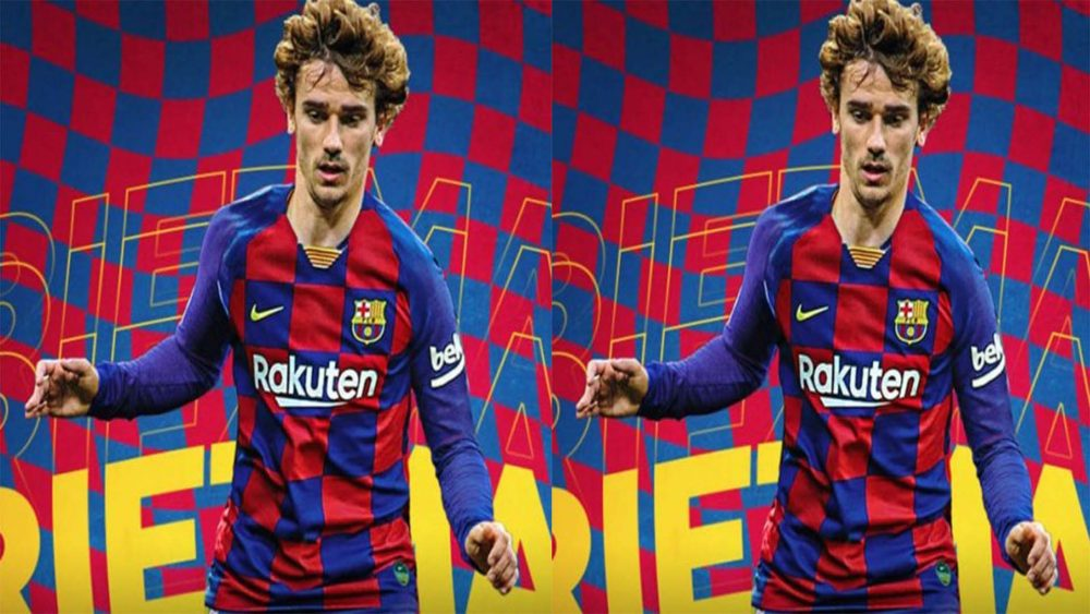 Barcelona Signs Antoine Griezmann From Atletico Madrid