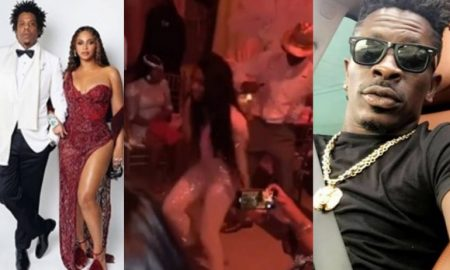 Beyonce ft Shatta Wale