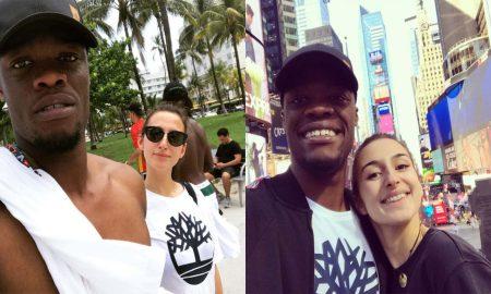 Caleb Ekuban's Girlfriend