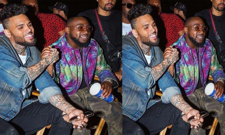 Chris Brown, Davido - Blow My Mind video