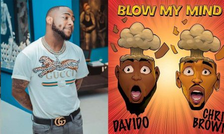 Davido - Blow My Mind ft Chris Brown