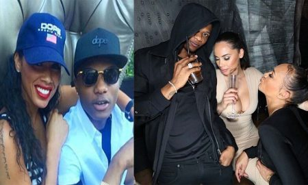 Wizkid's 3rd baby mama, Wizkid's Third Baby Mama Clears All Allegations