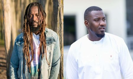 Samini asks John Dumelo to stop commenting on Government building a new chamber