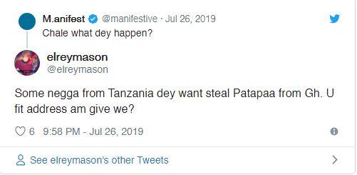 Tanzanians Claim Ownership Of Patapaa's 'Scopatumana' - DETAILS 3