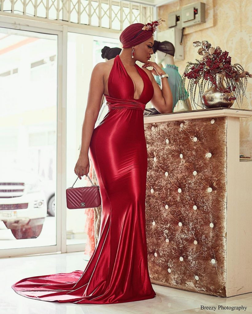 Sandra Ankobiah Exposed For Allegedly Undergoing Butt Enhancement Surgery (video) 3