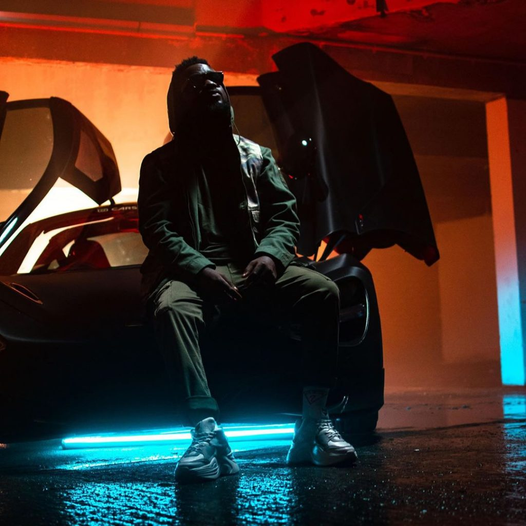 Sarkodie Drops Visuals For 'BLEEDING'