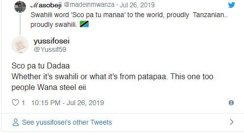 Tanzanians Claim Ownership Of Patapaa's 'Scopatumana' - DETAILS 6