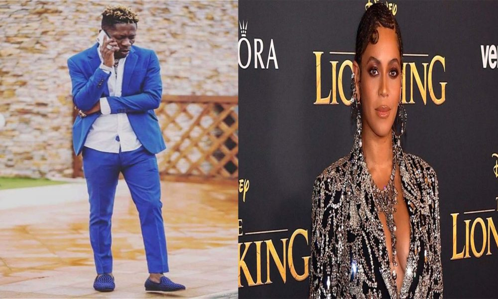 Download Mp3: Beyonce Ft Shatta Wale - Already » Gossips24 com