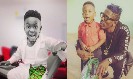 Shatta Wale, Shatta Wale's Son, Majesty As He Celebrates His Birthday Today