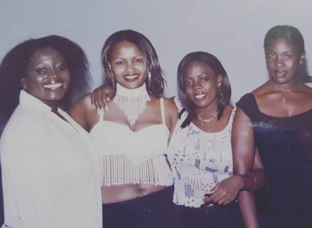 Throwback Photos Of Nana Ama McBrown