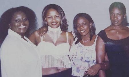 Throwback Photo Of Nana Ama McBrown, Nana Aba Anamoah & Others Hit Social Media