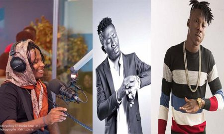 There Is No Dancehall Artiste In Ghana - Kelvyn Boy