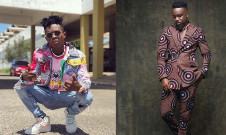 BET Wishes Strongman Happy Birthday Instead Of Sarkodie -LOL!