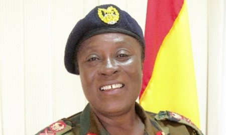 Nana Addo appoints second female Brigadier General of the Ghana Armed Forces 17