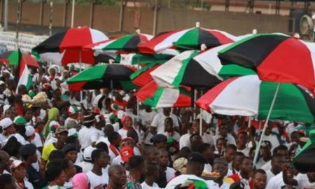 NDC elects parliamentary candidates today 13