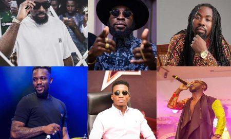 Dj Black, Top 50 Ghanaian Rappers