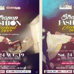 Strapup Fashion Weekend 2019