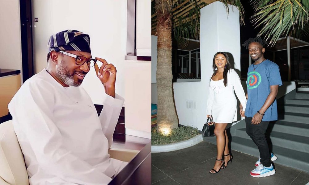 Take It Easy With My Daughter' - Nigerian Billionaire