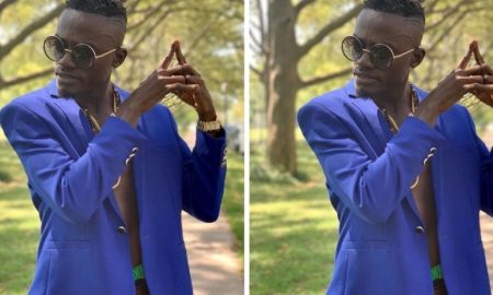 Lilwin greets Fans with a Stylish Photo 7