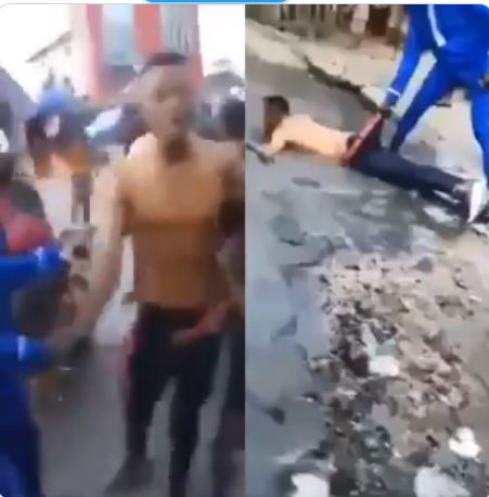 Boy Goes Mad After Failing To Use His Mother For Sakawa