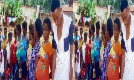 One Boy Impregnates 10 Girls At The Same Time