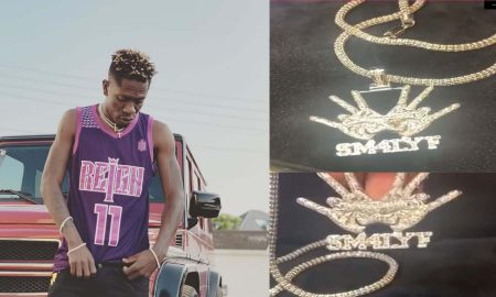 Shatta Wale Diamond chain,