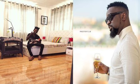 Strongman's Daughter, Sarkodie, Strongman,