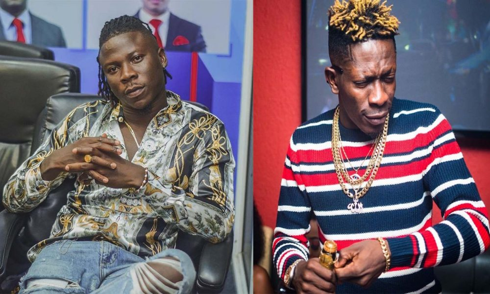 Shatta Wale And I Are Working On A Collaboration - Stonebwoy