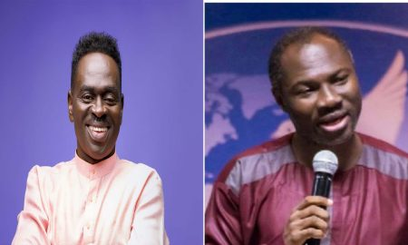 Yaw Sarpong and Badu Kobi
