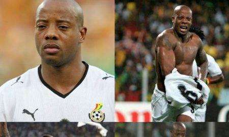 Junior Agogo Is Dead: See The Number Of Goals Agogo Scored In His Entire Career 13