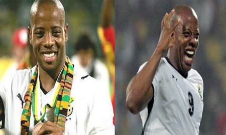 Remembering Junior Agogo as he passes away 12