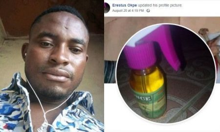 Man Kills Himself after Changing Facebook Profile to Poison Pic 16