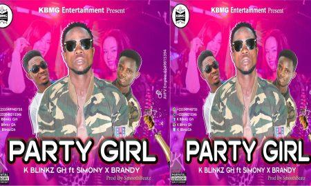 K Blinkz - Party Girl