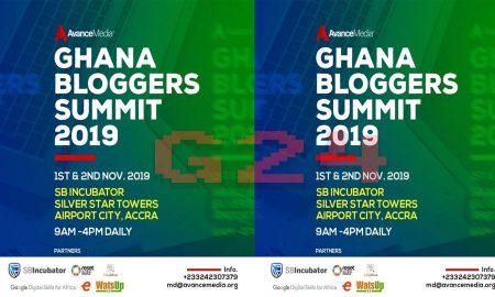 Ghana Bloggers Summit 2019