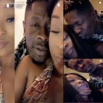 Shatta Wale and Efia Odo Chop Love In New Video