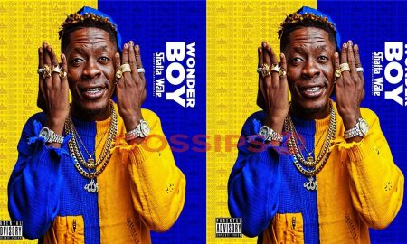 Shatta Wale wonder boy album