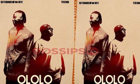 Stonebwoy ft Teni - Ololo