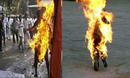 Woman Sets Man Ablaze Over Ghc3 Debt