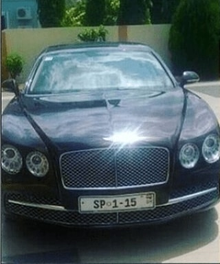 Photos Of The Luxury Cars Of Kwame Despite's Brother