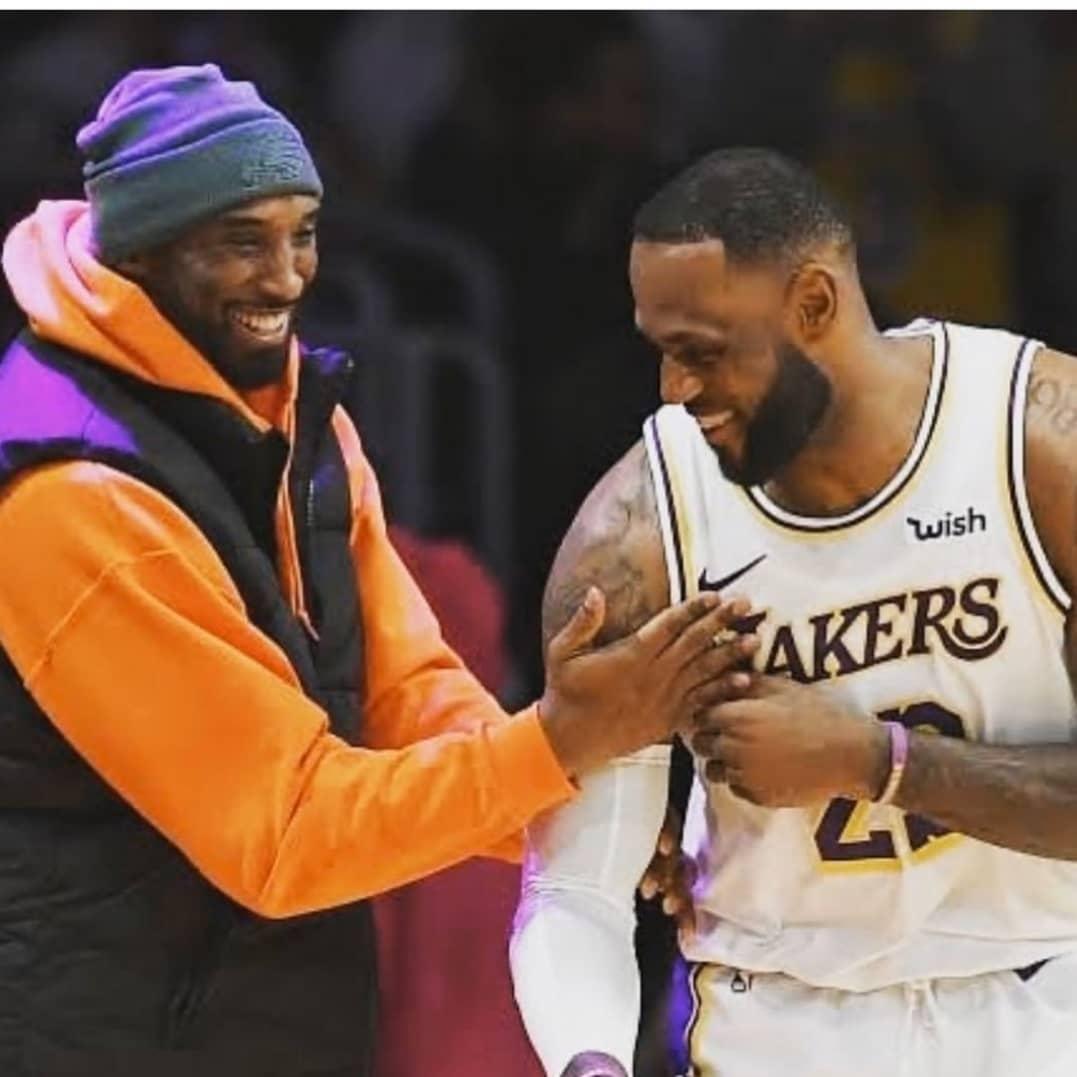 Kobe Bryant last message to Lebron James