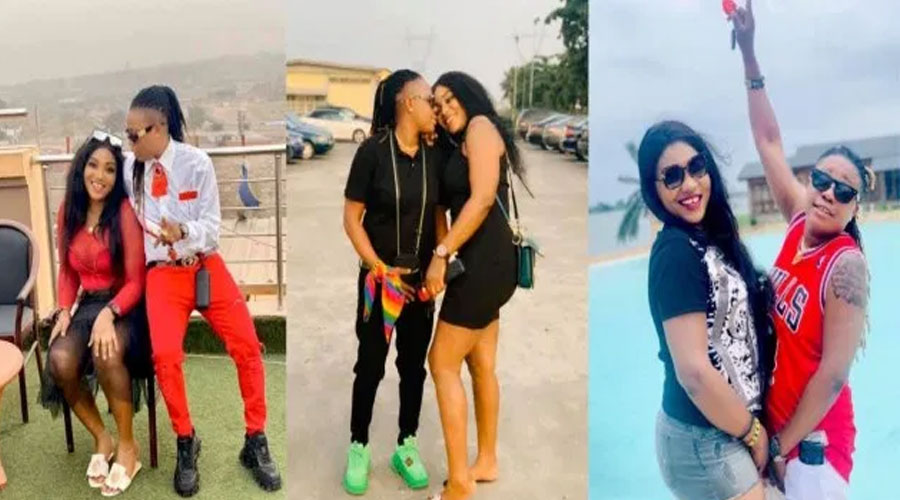 Nigerian Lady Proposes To Her Ghanaian Girlfriend (PHOTOS) 1